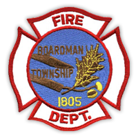 Boardman Township Fire Dept