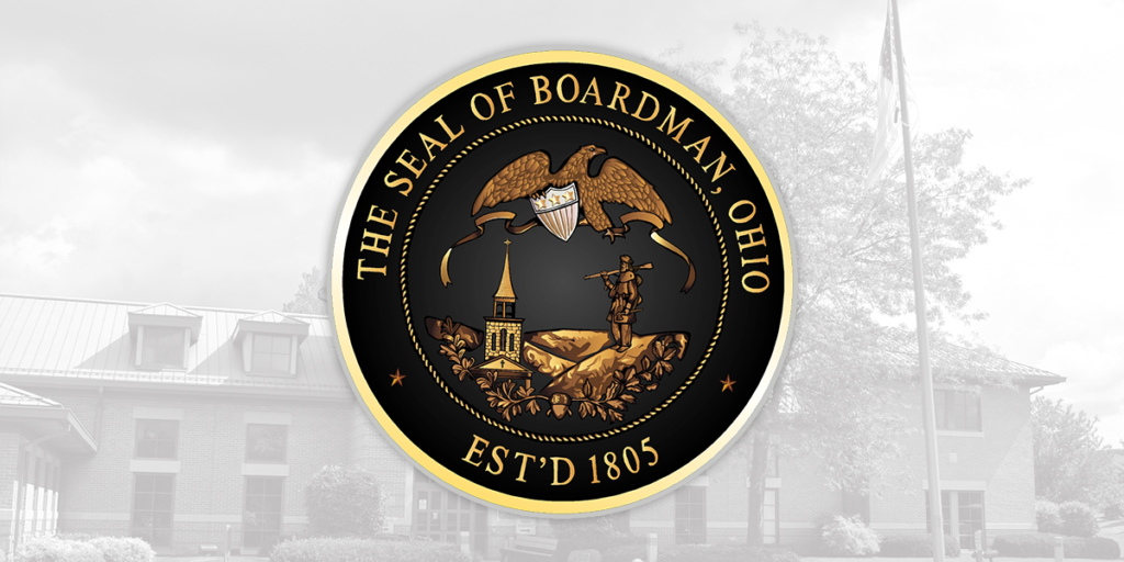 Seal of Boardman Township